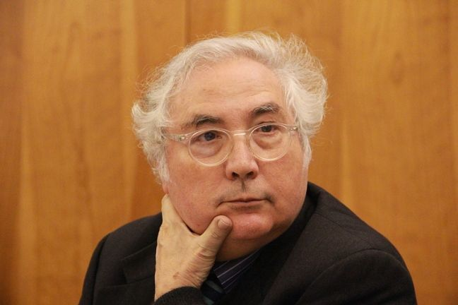 "Manuel Castells ""El Estado Islámico la ha creado Occidente"""
